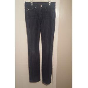 Rock & Republic Dark Wash SkinnyJeans